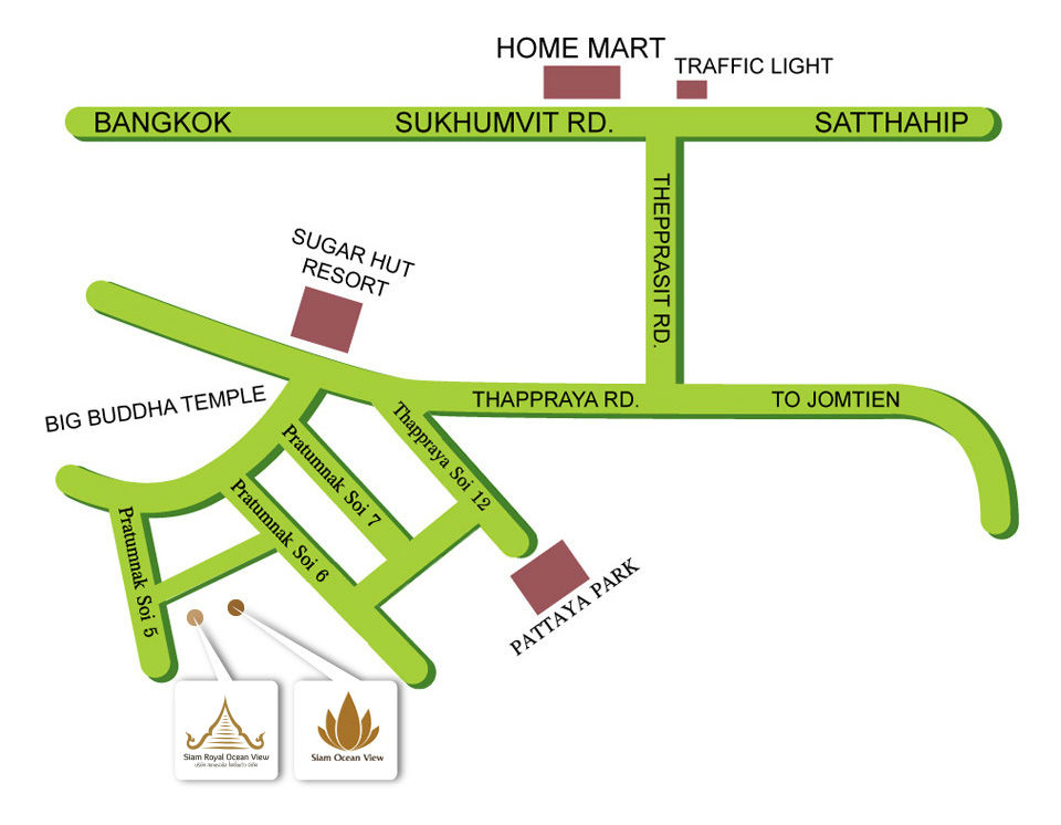 Location & Site Map