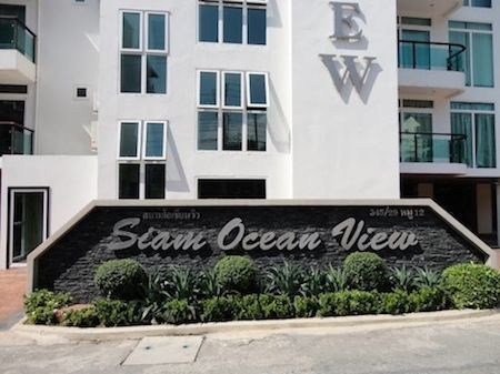 Front Side Siam Ocean View Building